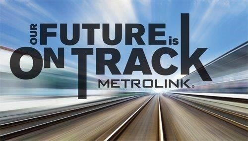 Our Future is On Track Metrolink