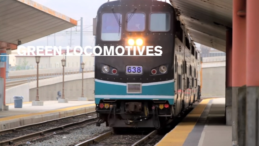 Get Moving With Metrolink Video