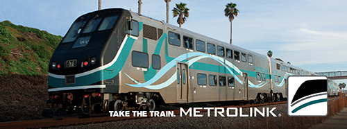 FREE Metrolink Train Ride...