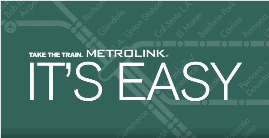 Video of How to Ride Metrolink.