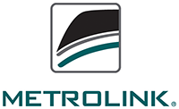 Metrolink Logo - Stacked Center