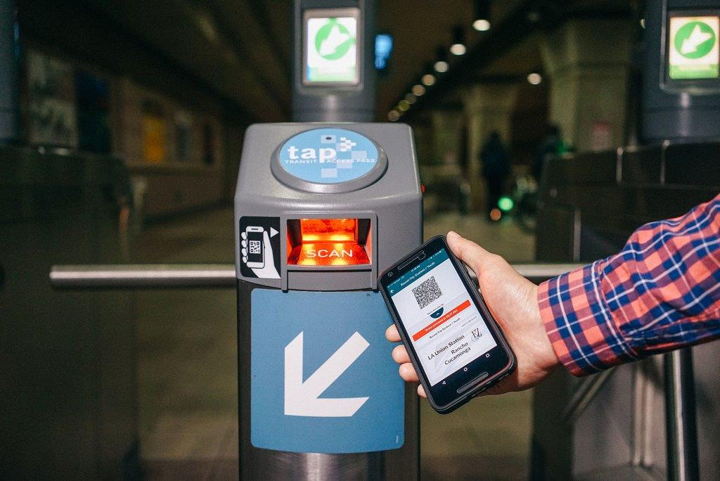 Metrolink mobile app users can now transfer seamlessly to