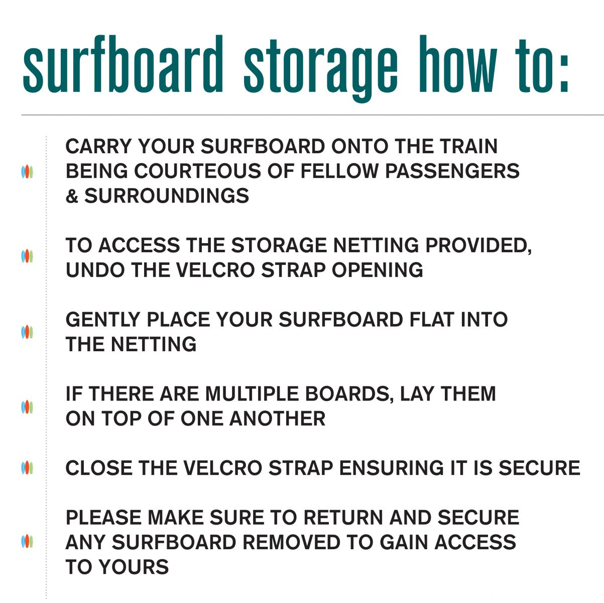 Surfboard Storage How To