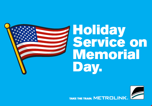 Memorial Day Holiday Service 2018