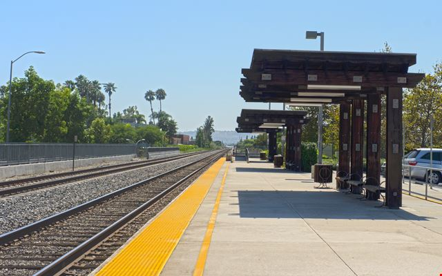 Industry Station | Metrolink