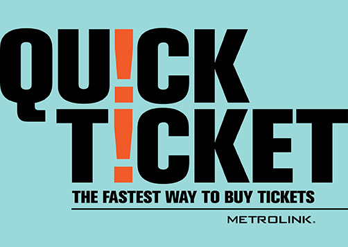 Quick Ticket. The fastest way to buy tickets.
